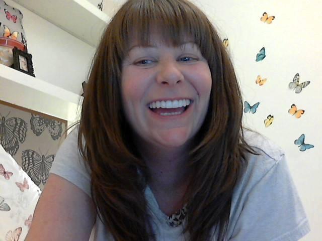 wonderful new smile